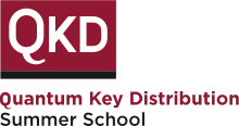 Logo for Quantum Key Distribution (QKD) Summer School